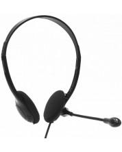 Casti cu microfon Tellur - PCH1, negre