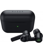 Casti Razer - Hammerhead True Wireless Pro, ANC, negre