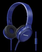 Casti Panasonic RP-HF100ME-A - albastre