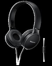 Casti cu microfon Panasonic RP-HF300ME-K - negre