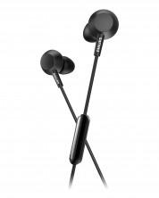 Casti cu microfon  Philips - TAE4105, nehre