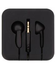Casti TNB - Pocket, cutie din silicon, negre