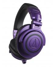 Casti Audio-Technica - ATH-M50XPB Limited Edition, violet