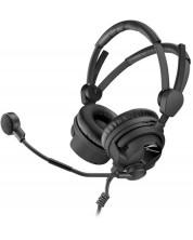 Casti cu microfon Sennheiser - HMD 26-II-600-8, negre