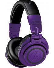 Casti Audio-Technica - ATH-M50XBTPB, Limited Edition, move