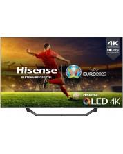"Televizor smart Hisense - 50A7GQ, 50"", DLED, UHD, gri -1"