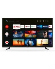 """Televizor Smart TCL - 43P615, 43"""",  LED, UHD, negru -1"""