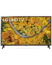 "Smart televizor LG - 55UP75003LF, 55"", LED, 4К, gri inchis -1"