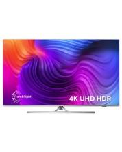 "Televizor smart Philips - 58PUS8506, 58"", LED, 4K UHD, argintiu -1"