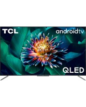 "Smart televizor TCL - 50C715, 50"", QLED, 4K UHD, negru -1"