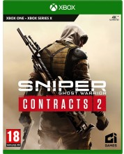 Sniper Ghost Warrior Contracts 2 (Xbox One)