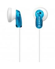 Casti Sony MDR-E9LP - albastre