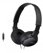 Casti Sony MDR-ZX110AP - negre