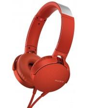 Casti Sony MDR-550AP - rosii