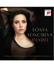 Sonya Yoncheva - Hadel (CD)