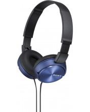 Casti Sony MDR-ZX310 - albastre
