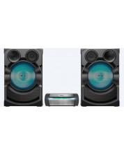 Sistem audio cu DVD Sony SHAKE-X70D Party System - negru