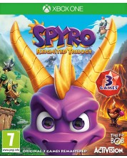 Spyro Reignited Trilogy (Xbox One) -1