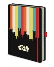Agenda Pyramid - Star Wars (nostalgia), format A5