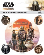 Stickere Pyramid Star Wars The Mandalorian - Legacy
