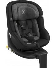 Scaun auto Maxi-Cosi - Mica, 0-18 kg, cu IsoFix, Authentic Black -1