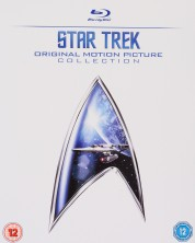 Star Trek - Original Motion Picture Collection 1-6 (Blu-ray)