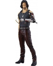 Statueta Good Smile Games: Cyberpunk 2077 - Johnny Silverhand, 19 cm