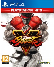 Street Fighter V Hits (PS4)