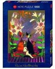 Puzzle Heye de 1000 piese - Crini, Rosina Wachtmeister