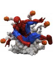 Statueta Diamond Select Marvel: Spider-man - Pumkin Bomb, 16 cm