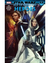 Star Wars Age of the Rebellion. Heroes