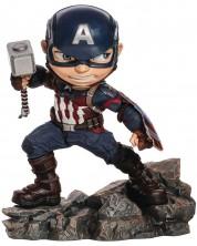 Statueta Iron Studios Marvel: Captain America - Captain America, 15 cm