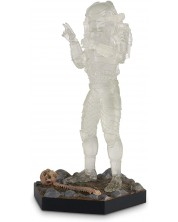 Statueta Eaglemoss Movies: Predator - Predator Cloaked