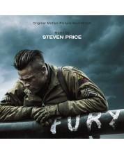 Steven Price - Fury (CD)