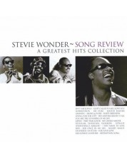 Stevie Wonder - Song Review A Greatest Hits Collection (CD)