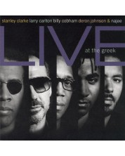 Stanley Clarke & Friends Live At The Greek (CD Box)