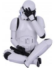 Statueta Nemesis Now Star Wars: Original Stormtrooper - See No Evil, 10 cm