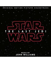 Various Artists - Star Wars the Last Jedi (CD)