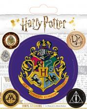 Stickere Pyramid Movies:  Harry Potter - Hogwarts