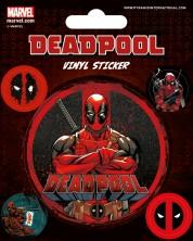 Stickere Pyramid Marvel:  Deadpool - Stick This