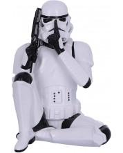 Statueta Nemesis Now Star Wars: Original Stormtrooper - Speak No Evil, 10 cm