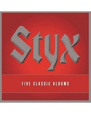 Styx - 5 Classic Albums (CD Box)