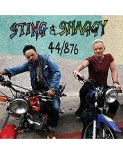 Sting, Shaggy - 44/876 (Super Deluxe CD)
