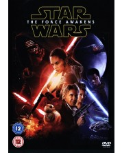 Star Wars: Episode VII - The Force Awakens (DVD)