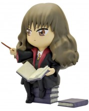 Statueta Plastoy Movies: Harry Potter - Hermione Granger (Studying A Spell), 13 cm