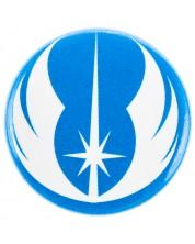 Insigna Pyramid - Star Wars (Jedi Symbol)