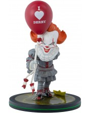 Statueta Q-Fig Movies: IT - Pennywise, 15 cm