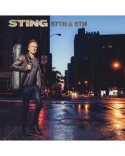 Sting - 57TH & 9TH (Vinyl)