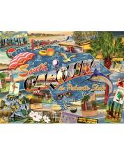 Puzzle SunsOut de 1000 piese -Ward Thacker Studio, South Carolina