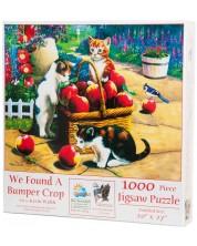 Puzzle SunsOut de 1000 piese - Kevin Walsh, We Found A Bumper Crop